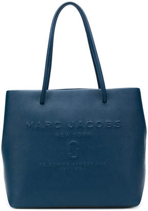 Marc Jacobs Logo Shopper East-West tote