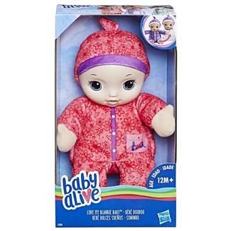 Baby Alive Love My Blankie Baby