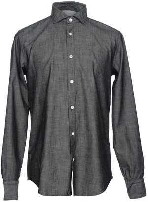 Eleventy Denim shirts