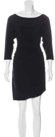 Alice + OliviaAlice + Olivia Knee-Length Cutout Dress