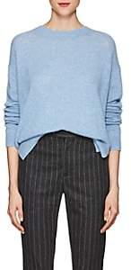 Acne Studios Women's Deniz Wool Sweater - Light Blue Melange