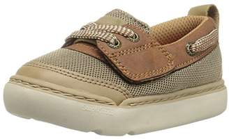 Step & Stride Gallas Boy's Adjustable Boat Shoe