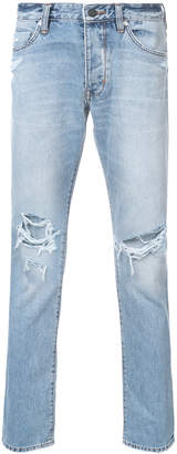 Neuw Lou slash knee slim fit jeans