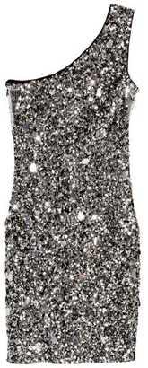 H&M One-shoulder Dress