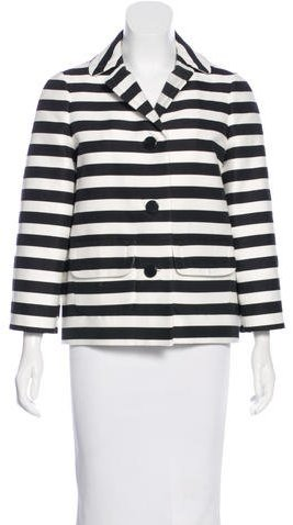 Kate Spade Kate Spade New York Single-Breasted Short Coat