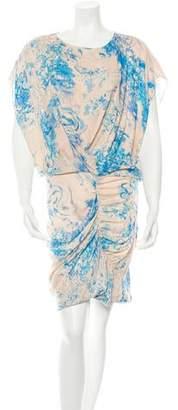 Thakoon Draped Dress
