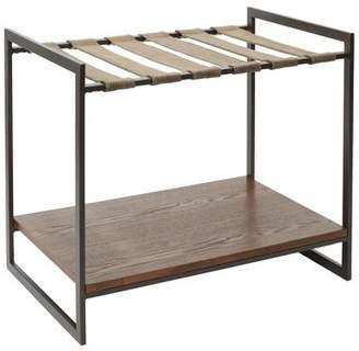 Silverwood Maverick Convertible Luggage Rack Table