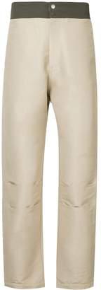 Ex Infinitas Essential Substances tailored trousers
