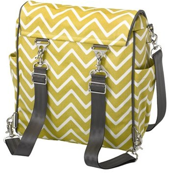 Petunia Pickle Bottom 'Boxy Glazed' Backpack Diaper Bag
