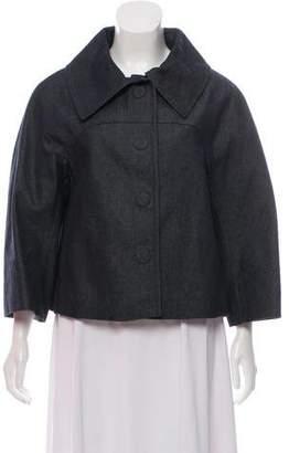 Michael Kors Denim Lightweight Jacket