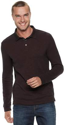 Marc Anthony Men's Slim-Fit Sweater Slubbed Polo