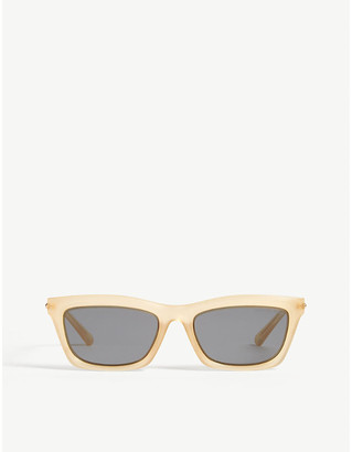 Michael Kors MK2087U Stowe rectangle-frame sunglasses