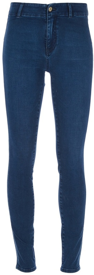 MiH Jeans 'The Bodycon Jean Mid Power' skinny jean
