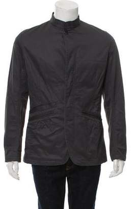 MHI Lightweight Button-Up Jacket
