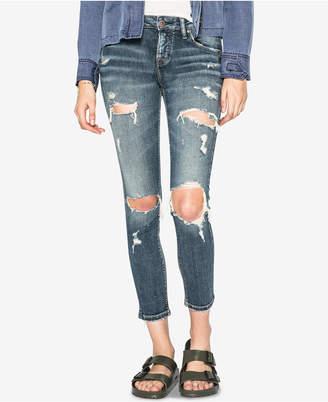 Silver Jeans Co. Kenni Slim Ankle Jeans