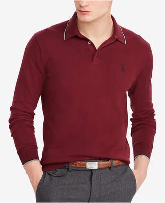 Polo Ralph Lauren Men's Cotton Polo Sweater