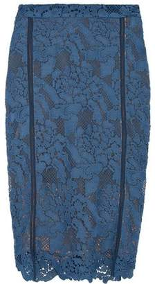 MSGM Guipure Lace Skirt