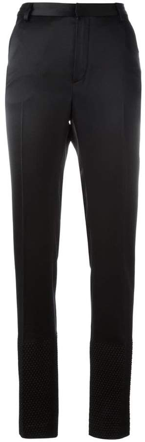 Area tailored trousers