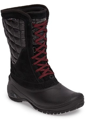 Women's The North Face Thermoball(TM) Utility Waterproof Boot $119.95 thestylecure.com