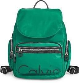 Calvin Klein Athleisure Logo Backpack