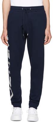 Kenzo Navy Logo Jogpant Lounge Pants