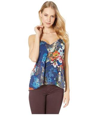 Nicole Miller High-Low Cami
