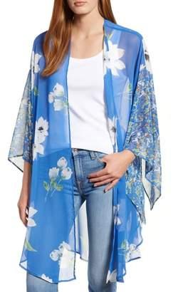 Nordstrom Tie Front Kimono