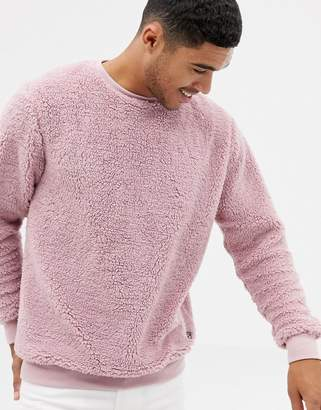 Soul Star Teddy Crew Neck Sweater