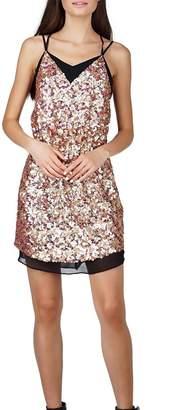 Adelyn Rae Becca Sequins Dress