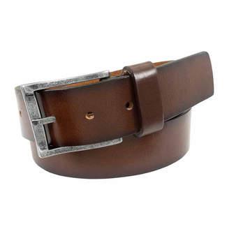 Florsheim Burnished Saddle Leather Casual Belt