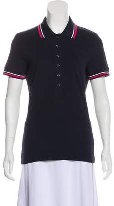 Tory Burch Short Sleeve Polo Top w/ Tags