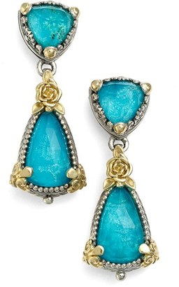 Women's Konstantino 'Iliada' Double Drop Earrings $1,050 thestylecure.com