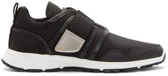 DSQUARED2 Black Marte Sneakers