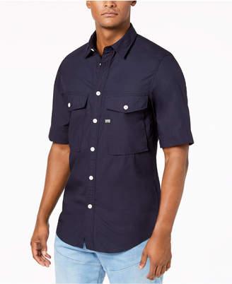 G Star Men's Double Pocket Shirt, Created for Macy's