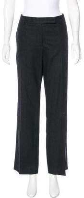 Sofie D'hoore Wool High-Rise Pants