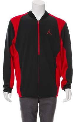 Nike Jordan Logo Zip-Up Jacket w/ Tags