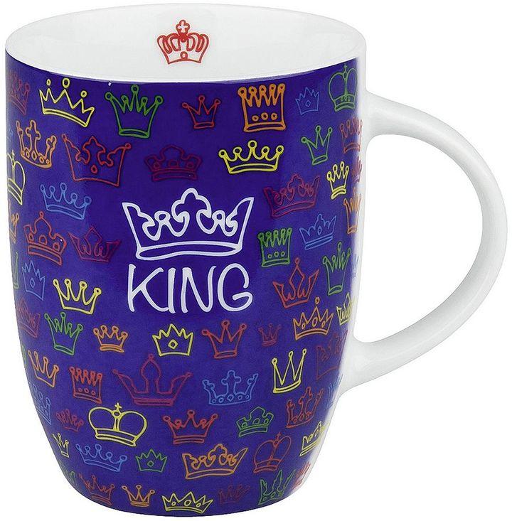 Konitz Royal Family King 4-pc. Coffee Mug Set