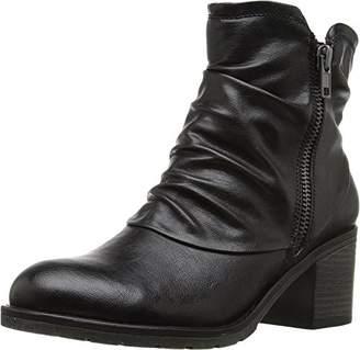 BareTraps Women's Dixey Ankle Bootie $27 thestylecure.com