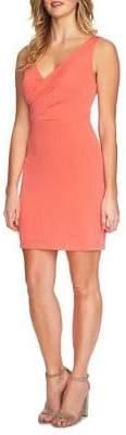 Cynthia Steffe Crinkle Knit Bodycon Dress