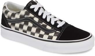 21f2f963d057 Vans Old Skool Blur Checkerboard Sneaker