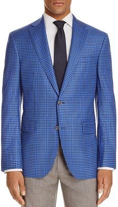 Jack Victor Loro Piana Check Classic Fit Sport Coat - 100% Exclusive $695 thestylecure.com