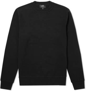 A.P.C. Ronnie Crew Sweat