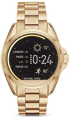 Michael Kors Access Bradshaw Smartwatch, 44.5mm $350 thestylecure.com