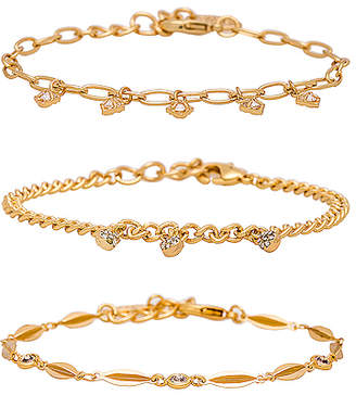Ettika Dainty Bracelet Set