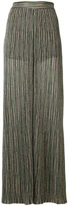 M Missoni knit trousers
