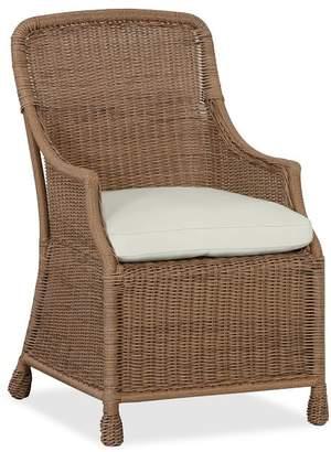 Pottery Barn Armchair Sunbrella®; Cushion Slipcover