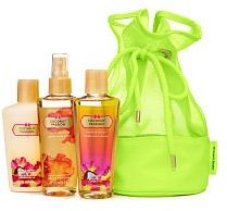 Victoria's Secret Take Me Away Travel Essentials Coconut Passion $29.99 thestylecure.com