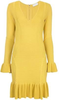 Rebecca Vallance Ionian rib knit dress