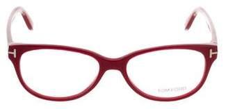 Tom Ford Cat Eye Eyeglasses