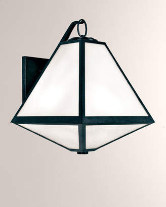 Crystorama Glacier Large Sconce